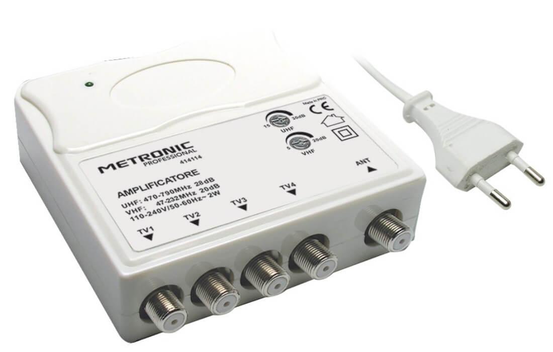 amplificatore-per-antenna-tv-tipologie